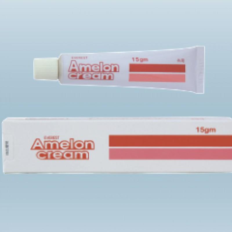 安黴隆親水性乳膏